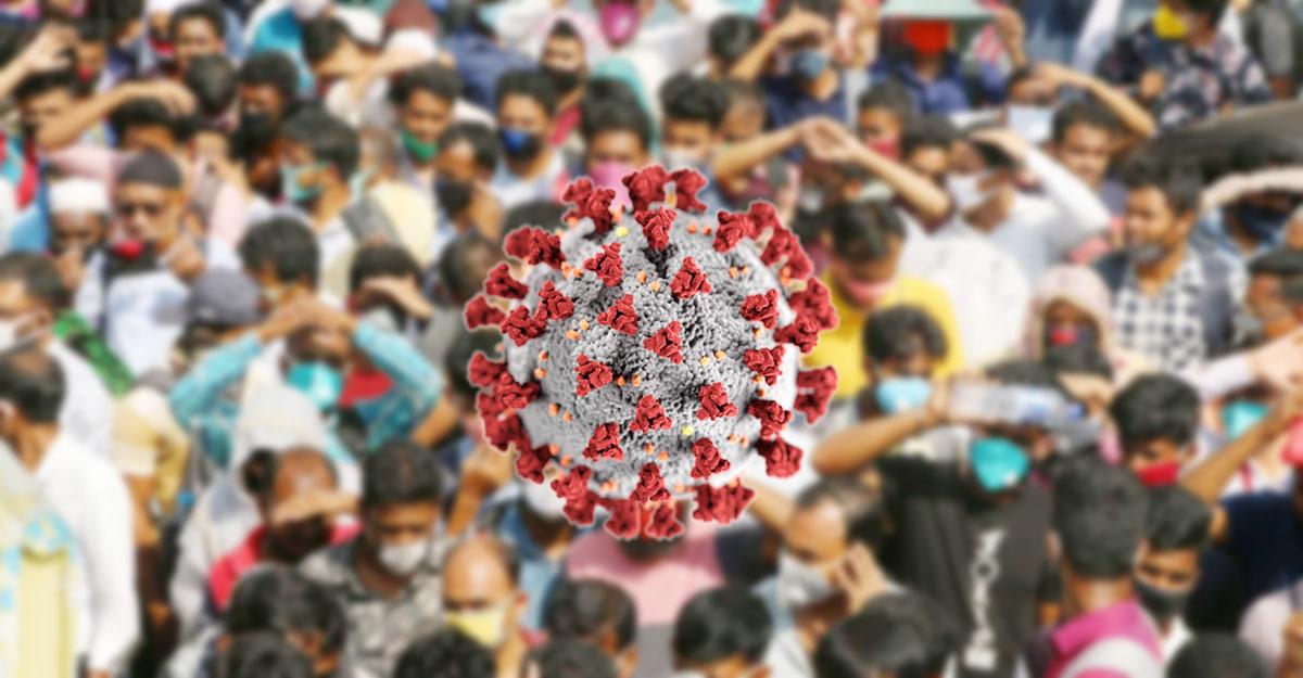 'বিচ্ছিন্ন' ঢাকায় জনসমাগম বন্ধের সুপারিশ