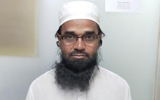 হেফাজত নেতা মুফতি শরিফউল্লাহ গ্রেপ্তার