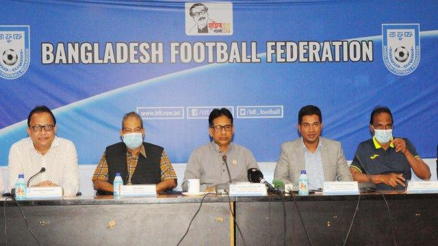 স্বাধীনতা কাপ দিয়ে ফুটবলের নতুন মৌসুম শুরু : সালাম মুর্শেদী